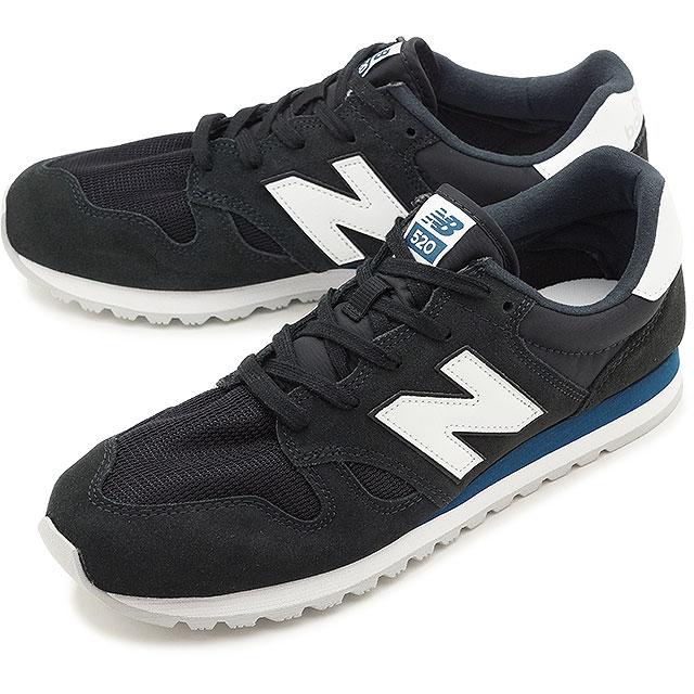 najwyższa jakość świetne oferty zaoszczędź do 80% New Balance newbalance U520 GF men Lady's sneakers shoes BLACK black system  [U520GF SS19]