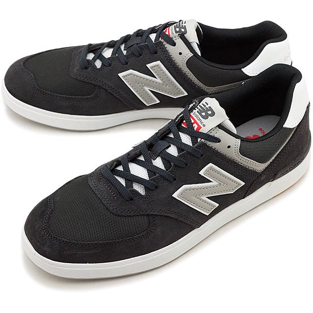 【5%OFFクーポン対象品】【即納】ニューバランス newbalance AM574 BKR メンズ レディース スニーカー 靴 BLACK ブラック系 [AM574BKR SS19]