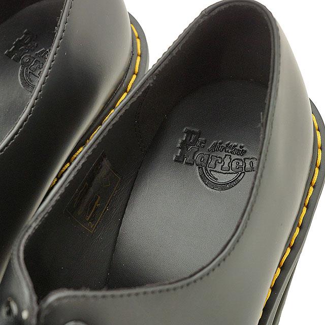 Doctor Martin Dr Martens Lady's Salome 2 3 hall SALOME2 3EYE high-heeled  shoes BLACK black system [24714001 SS19]