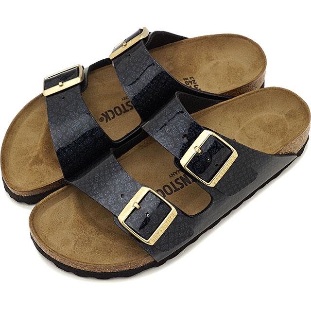 ビルケンシュトック BIRKENSTOCK アリゾナ Arizona メンズ レディース サンダル 靴 Magic Snake Black [GC1009124 GC1009125 SS19]