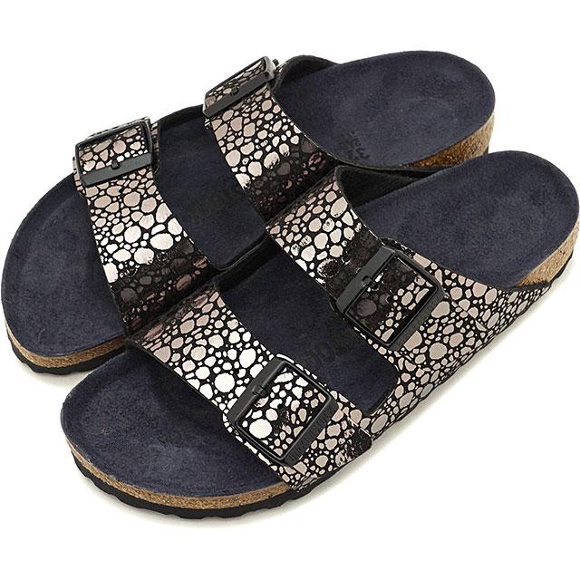 ビルケンシュトック BIRKENSTOCK アリゾナ Arizona メンズ レディース サンダル 靴 Metallic Stones Black [GC1008871 GC1008872 SS19]