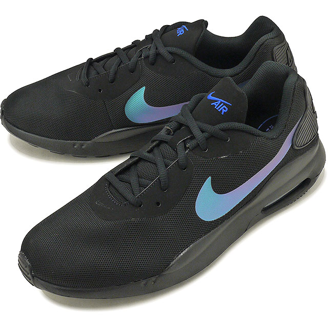 classic fit 9f6b7 ab4c8 Nike NIKE Air Max light AIR MAX RAITO men sneakers shoes black   black    racer blue  AQ2235-001 SS19