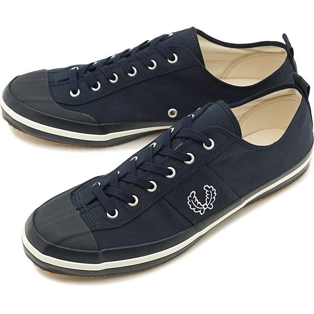 【日本製】フレッドペリー FRED PERRY テーブルテニス シューズ TABLE TENNIS SHOES メンズ レディース スニーカー 靴 NAVY [F29641-01 SS19]