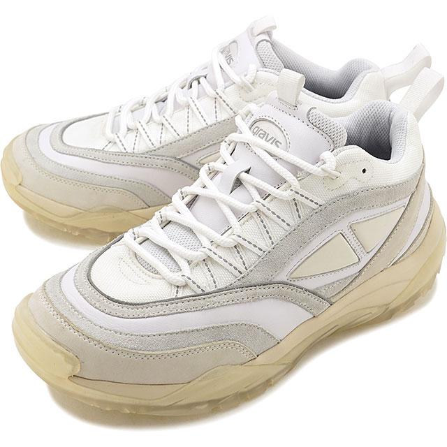 【40%OFF/SALE】グラビス gravis クイン QUINN メンズ・レディース スニーカー 靴 WHITE/WHITE グリーン系 [05080 SS19]【ts】【e】
