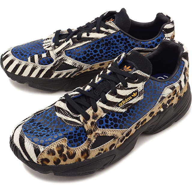 【即納】アディダス オリジナルス adidas Originals アディダス ファルコン ADIDASFALCON W メンズ レディース スニーカー 靴 オフホワイト/Cブラック マルチカラー [DBJ85/F37016 SS19Q2]