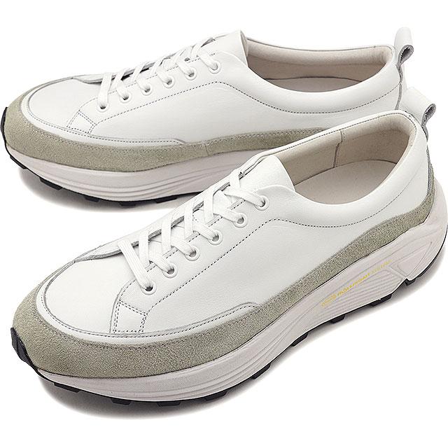 【即納】ヨーク YOAK メンズ ローリー LORRY ダッドスニーカー ビブラムソール 日本製 靴 WHITE ホワイト系 [ SS19]