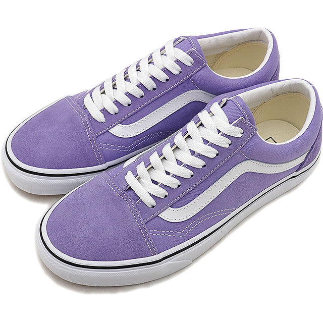 54a4a1104e Vans VANS old school OLD SKOOL Lady s station wagons sneakers shoes VIOLET  TULIP TRUE WHITE  VN0A38G1VRP SS19