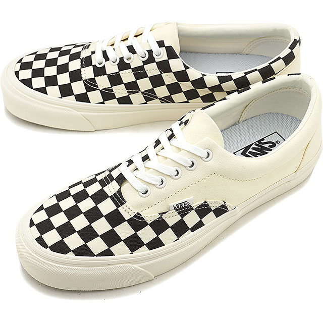 factory authentic entire collection discount shop Vans VANS ポディウムエラクラフト PODIUM ERA CRFT men station wagons sneakers shoes  CHECKERBOARD/BLACK [VN0A3WLRVPN SS19]