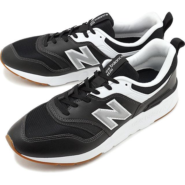 2b3e888115 New Balance newbalance CM997H men gap Dis sneakers shoes CO BLACK/SILVER  black system [CM997HCO SU19]
