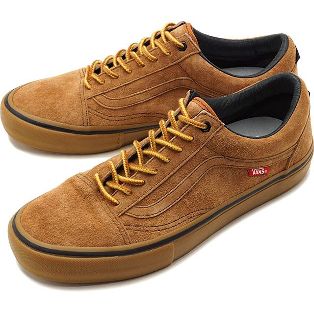 Vans VANS Ann Thailand hero old school pro ANTIHERO OLD SKOOL PRO  スケシュースケートシューズスニーカー shoes CARDIEL/CAMEL brown system [VN0A45JCVG0 SS19]
