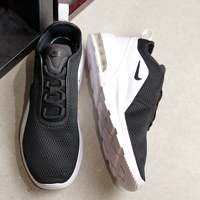 Nike NIKE Air Max motion 2 AIR MAX MOTION 2 men's lady's sneakers shoes black white black system [AO0266 003 SU19]