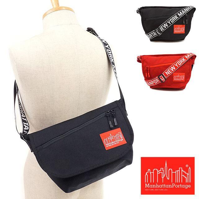 【即納】マンハッタンポーテージ Manhattan Portage IDENT II カジュアルメッセンジャーバッグ Casual Messenger Bag S JR メンズ レディース ショルダーバッグ かばん [MP1605JRIDT SS19]