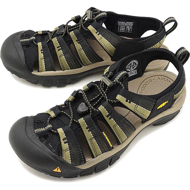 4412db3b993 KEEN Kean men sandals Newport H two M NEWPORT H2 outdoor camping BLACK/STONE  GRAY ...