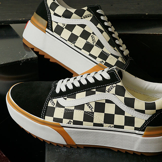 vans unisex checkerboard old skool