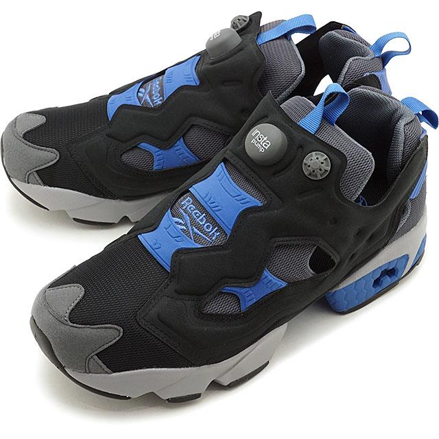 【5/1限定!カード&エントリー10倍】【30%OFF】リーボック クラシック Reebok CLASSIC スニーカー インスタポンプフューリー OG NMトレイルINSTAPUMP FURY OG NM [FV4207 SS20] メンズ・レディース 靴 ブラック系【ts】【e】