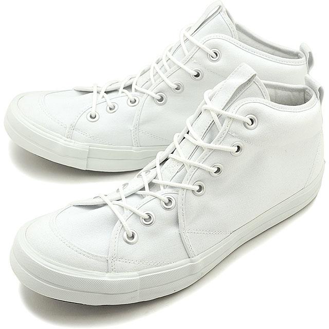 【5/1限定!カード&エントリー19倍】アールエフダブリュー RFW スニーカー サンドウィッチ ミッド キャンバス SANDWICH-MID CVS [R-2012261 SS20] メンズ・レディース リズムフットウェア ミッドカット 靴 White ホワイト系