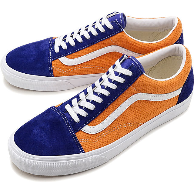 blue orange vans - 64% OFF - tajpalace.net