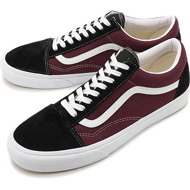 Vans VANS old school PIIGS aide OLD SKOOL PIG SUEDE men Lady's station wagons sneakers shoes BURNT BRICK brown system [VN0A4BV5V75 FW19]