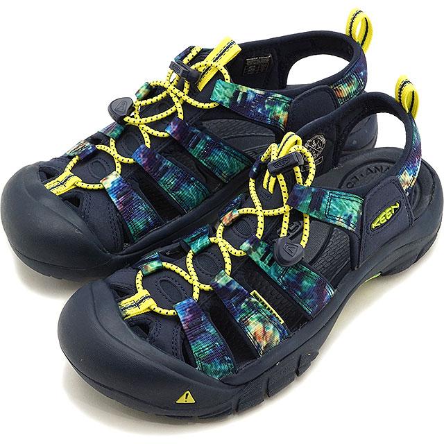 【限定】KEEN キーン サンダル ニューポート エイチツー W NEWPORT H2 [1022798 SS20] レディース アウトドア ウォーターシューズ 靴 Ddye 8 ブルー系【kp】