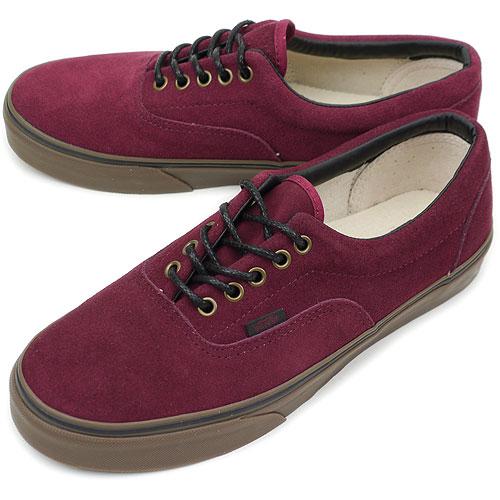 5dc2bfe148 □□VANS vans sneakers CLASSICS ERA (SUEDE) gills suede TAWNY PORT GUM  (VN-0NKO59I FW11)