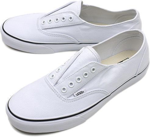 30 %OFF! surprise □ VANS vans sneakers CLASSICS ERA LACELESS classic Ella  laceless TRUE WHITE BLACK ( VN-0L88TWB SS11 ) fs3gm 97a61e04f1b8