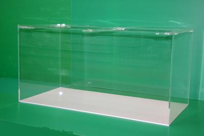 90×45×45 アクリル水槽 白底 (6t)