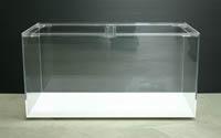 90×45×60 正規店 アクリル水槽 10t 限定特価 白底
