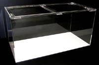 120×60×60 アクリル水槽 白底(10t)