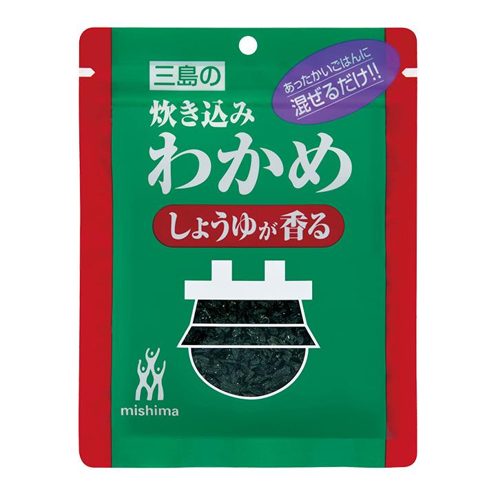 醤油味で仕上げたわかめごはんの素 炊き込みわかめ しょうゆが香る 激安通販販売 (人気激安) 30g