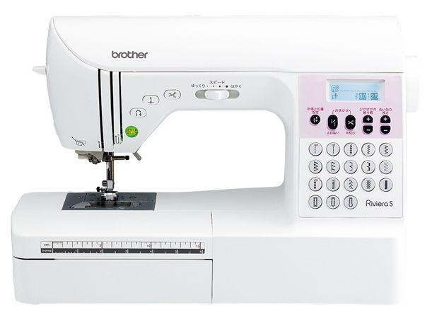 Brother computerized sewing machine Riviera S/Riviera S (CPS7102) ★ Riviera S ☆