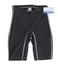 Surf pants (rush panties, wet panties, swimsuit) black ★ T pants black ☆