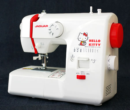 Mishinshop Hello Kitty Jaguar 40P40Oct40P40Oct40 Rakuten Awesome Brother 35th Anniversary Sewing Machine