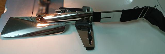 新品 メートライン2つ巻ラッパ [正規販売店] ご注文で当日配送 SSM-60 24mm