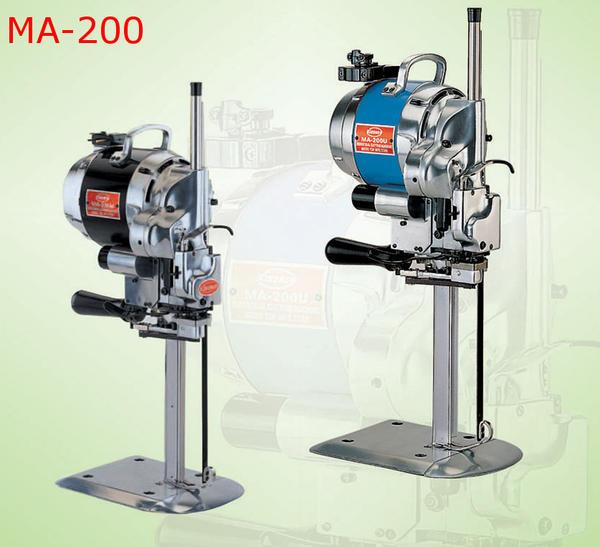 【新品】縦刃裁断機 単速 刃のサイズ:6インチ 8インチ 10インチMA-200U