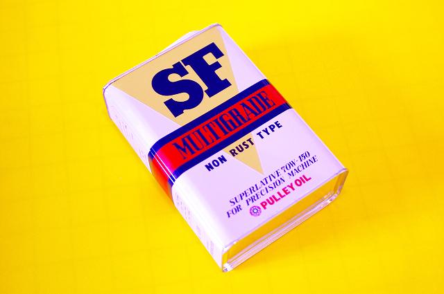 缝纫机油滑轮SF油1L罐ozawa工业