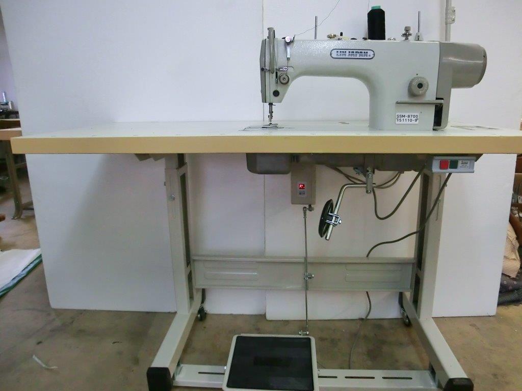 【新品】 1本針本縫いミシン モデルNO-SSM-SL-8700型
