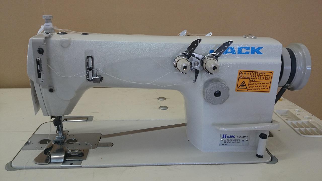 【新品】LIN JAPAN 2本針4本糸2重環縫いミシンSSM-JK-8558W-1
