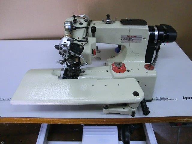 【中古】 大和スクイミシン モデルNO-CM-364-AT-TS2-TF型