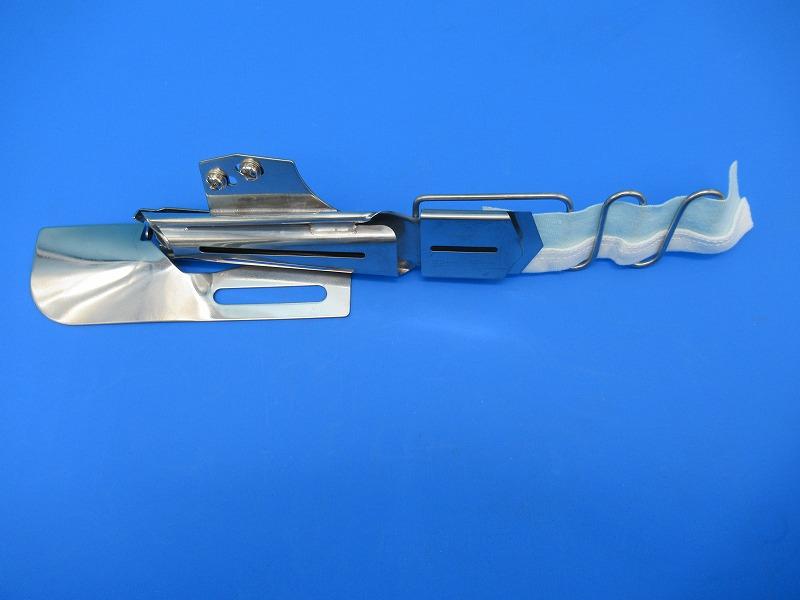 GOLDEN 受賞店 EAGLE製 K712NA上置き式三つ折りラッパテープ幅 仕上がり幅12mm仕上がり幅調節式 32mm 卸売り
