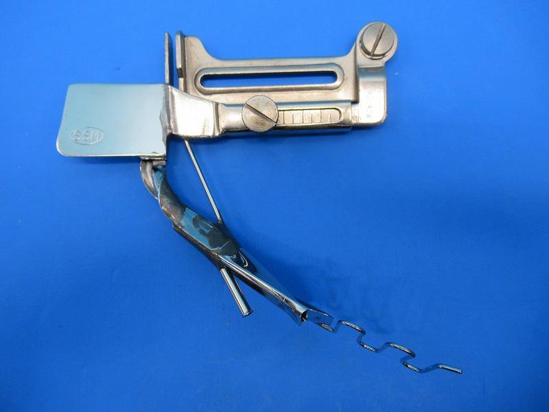 登場大人気アイテム 100%品質保証! 中古 部品NOーSSM-6型各メーカー1本針工業用ミシンに取り付けてお使いいただけます