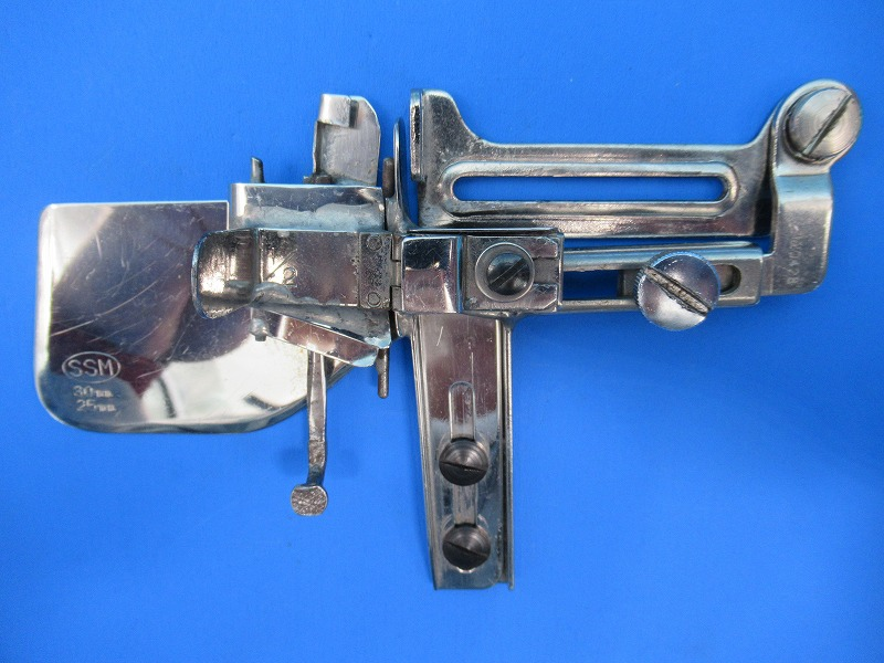 爆安 中古 SSM-81型 開店記念セール ゴム入れ三巻ラッパ三巻巻き上がり幅30mmゴム幅25mm以内