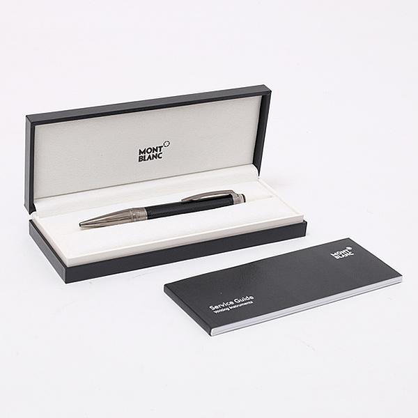 モンブラン MONTBLANC スターウォーカー ボールペン ブラック 筆記具 112289
