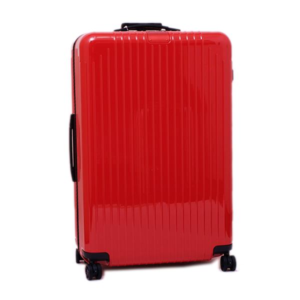 リモワ RIMOWA エッセンシャル ライト ESSENTIAL LITE CHECK IN L キャリーオン 4輪 スーツケース レッド 81L(8~10泊向け) [メンズ] [レディース] 82373654