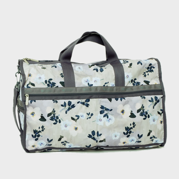レスポートサック LeSportsac LARGE WEEKENDER 2WAY ボストンバッグ LYRICAL FROST 7185 E015