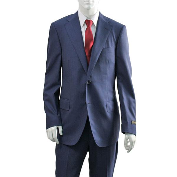 コルネリアーニ コレクション CORNELIANI COLLECTION ストライプ スーツ ブルー [メンズ] 51 07207