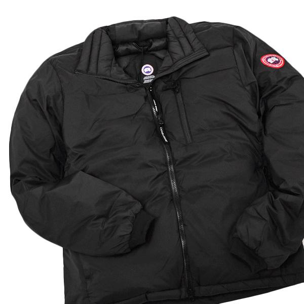 カナダグース CANADA GOOSE LODGE JACKET ダウンジャケット アウター ブルゾン ブラック [メンズ] 5079M 61 BLACK