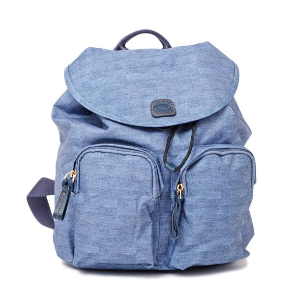 ブリックス BRIC'S X-Travel City Backpack Xトラベル ナイロン リュックサック バックパック ライトブルー [レディース] BXL43754 047 Jeans【通常16,200円→超SALE11,340円】