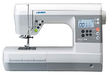 ミシン JUKI ミシン(GRACE)グレース【送料無料】【新製品】ジューキ コンピュータ ミシン HZL-G100B
