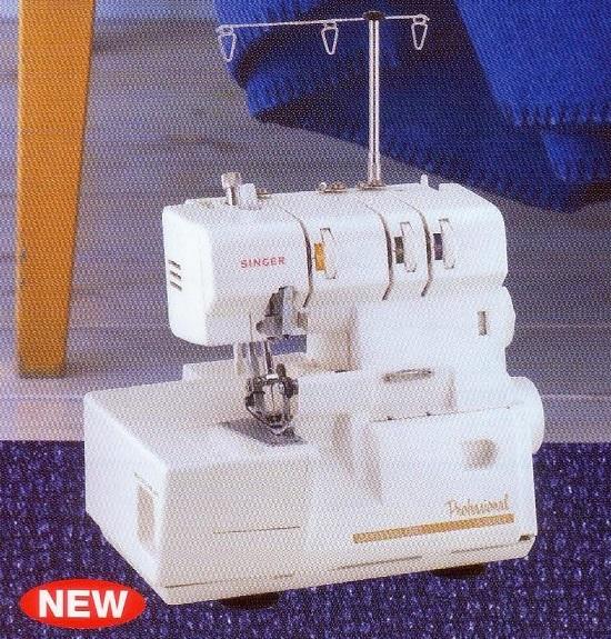 ミシン professional【S-300DF】シンガー ロック ミシン(SINGER ミシン)【フリルロック】【差動送り付】【かがり縫い】【送料無料】