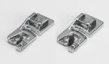 蛇の目ミシン ジャノメミシン 最安値 JANOME 家庭用ミシンアタッチメント 4mm 代引き決算不可 三つ巻押さえセット 6mm 超人気